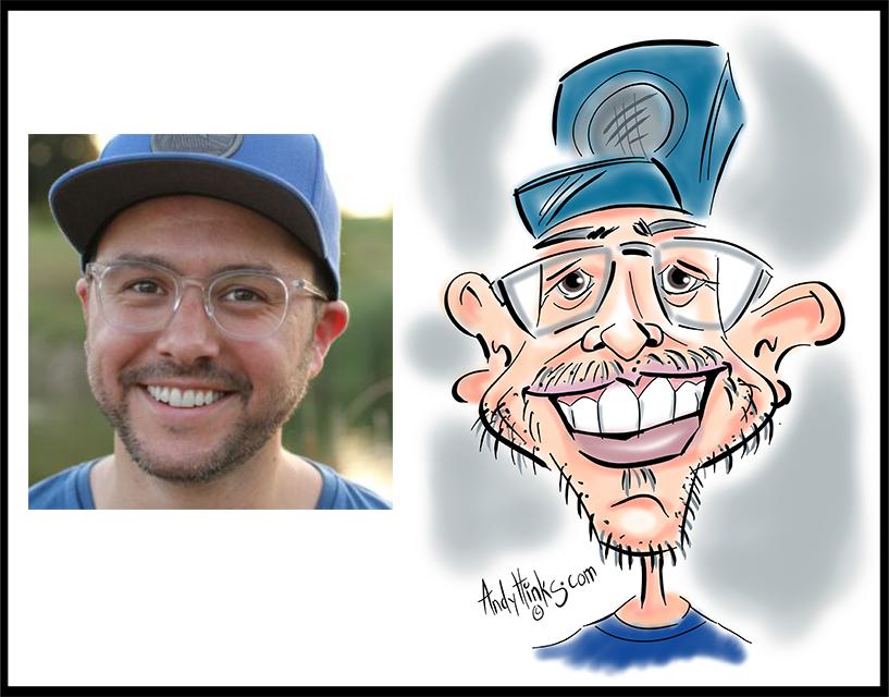 aandyhinks.com andy hinks caricature illustration drawing andrew hinks