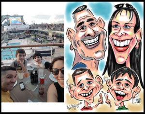 andyhinks.com andy hinks caricature illustration drawing